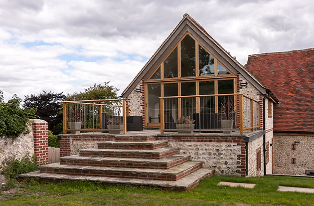 Listed Building & Conservation by Brian Huntly Builders Ltd.